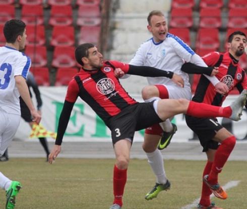 Локо София стартира с победа пролетния дял на Втора лига