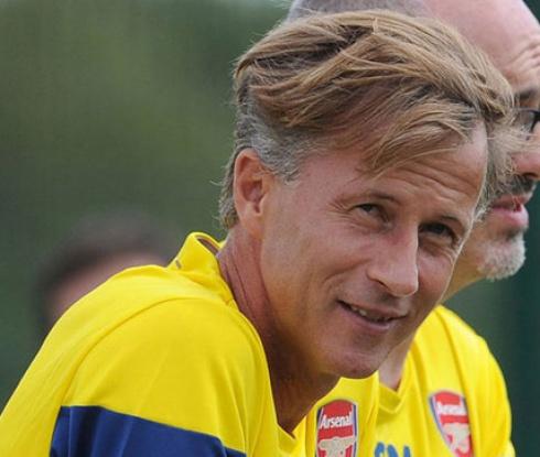 Андрис Йонкер е новият треньор на Волфсбург