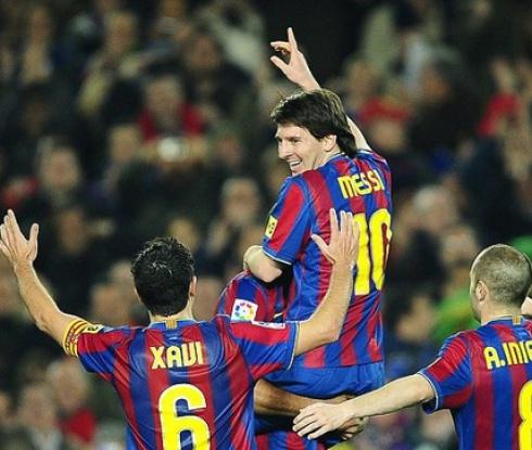 Топ 10 на най-играните срещи в Европа (28.02.2017)