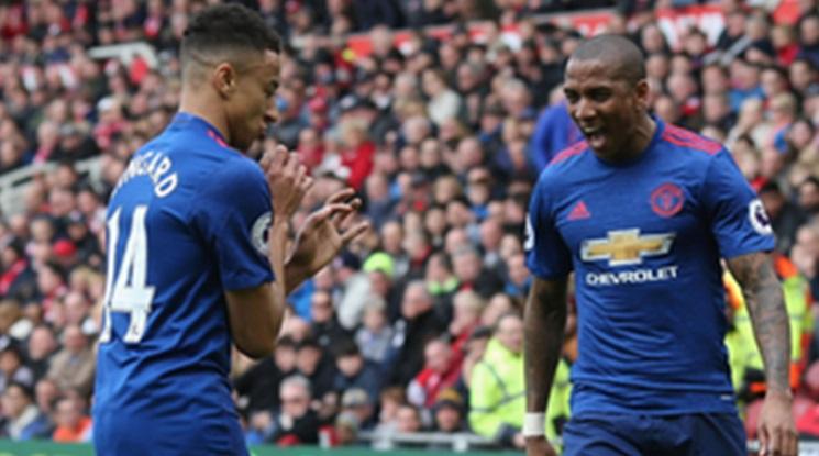 """Юнайтед влезе в Топ 5 след успех на """"Ривърсайд"""" (видео)"""