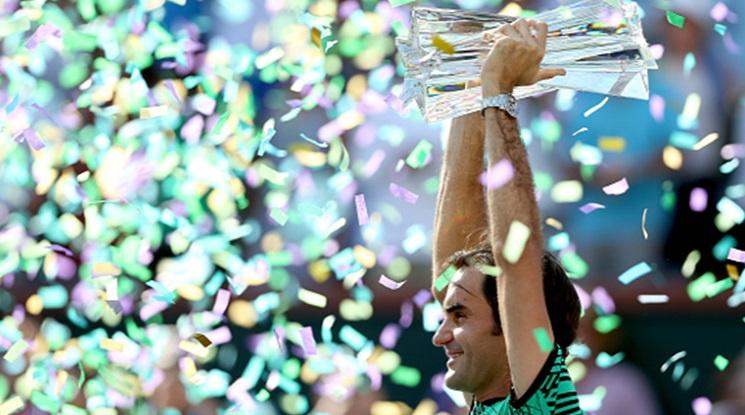 Федерер с 90-та титла в кариерата си (видео)
