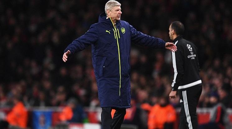 Арсенал стартира преговори с нов мениджър
