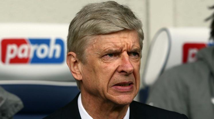 Венгер: Бъдещето ми в Арсенал не зависи от класиране в топ 4