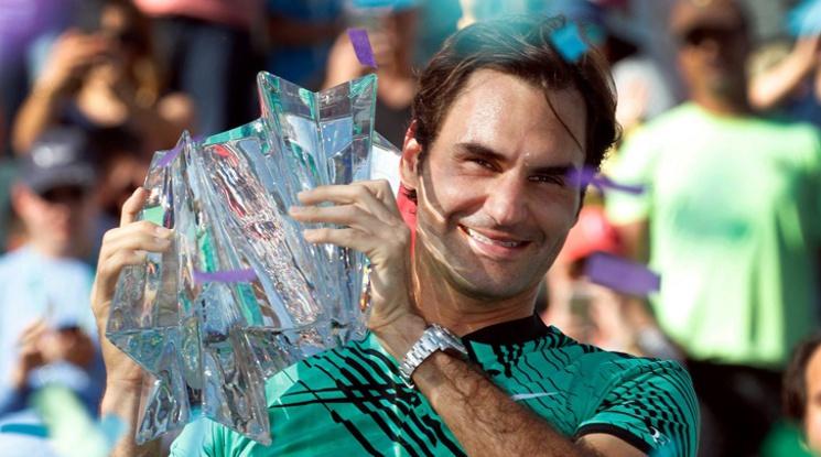 Федерер изненадан от развоя на събитията