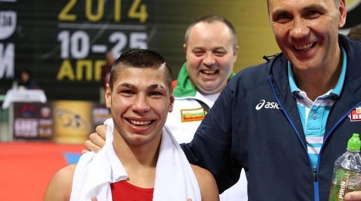 Даниел Асенов ще се бие за европейската титла