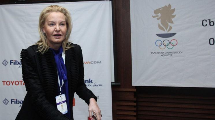 Стефка Костадинова бе преизбрана за председател на БОК