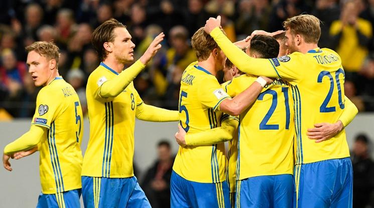Швеция се развихри срещу Беларус (видео)