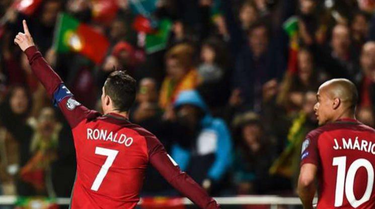 Португалия с класика срещу Унгария, Роналдо вкара два (видео)