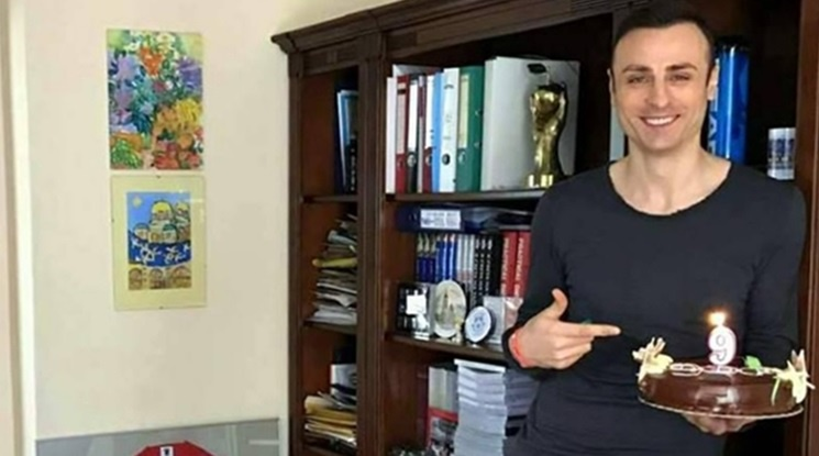 Бербатов празнува деветия рожден ден на фондацията си