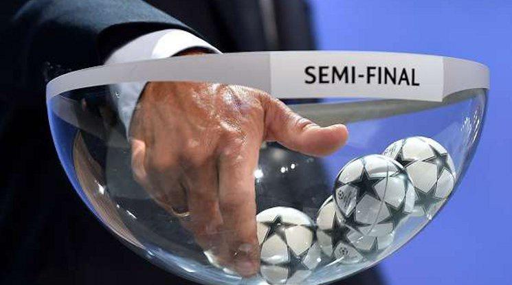 Мадридско дерби на 1/2-финалите на Шампионската лига, вижте какво отреди жребия