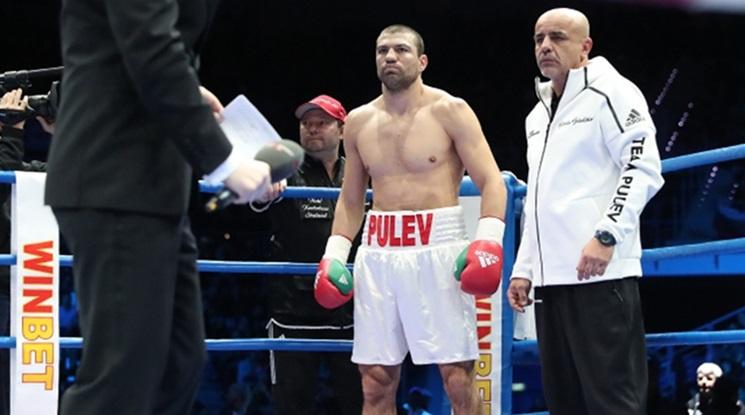 Поляк се съгласи да се бие с Тервел Пулев