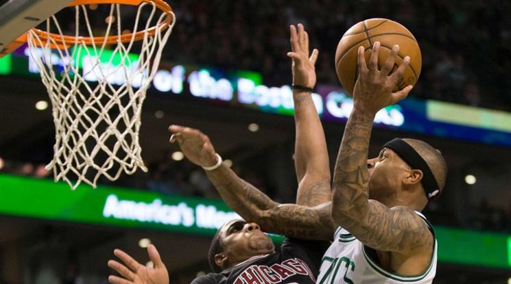 Бостън направи пълен обрат в серията с Чикаго