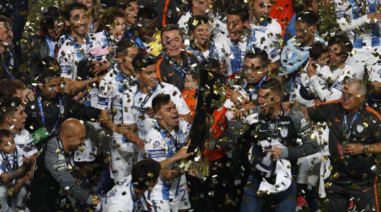 Пачука спечели Шампионската лига в КОНКАКАФ (видео)