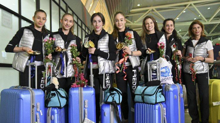 Ансамбълът ни няма търпение да играе в София