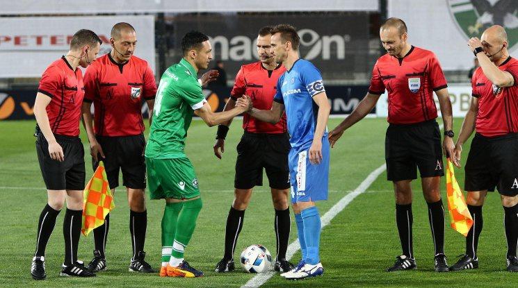 Сините излизат срещу ЦСКА с тактиката от Разград