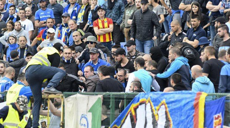 БФС пожали Левски, вижте наказанието за сините