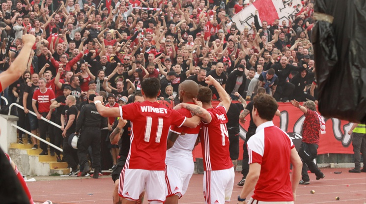УЕФА няма отношение към лиценза на ЦСКА София