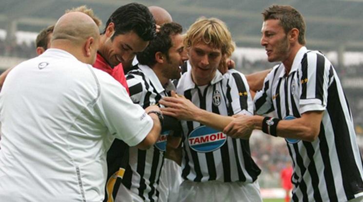 Точно преди 10 години Ювентус се завърна в Серия А