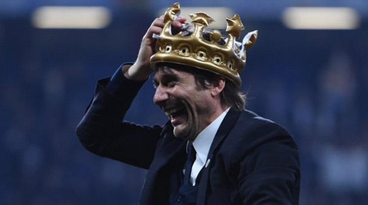 Избраха Конте за треньор на годината в Англия