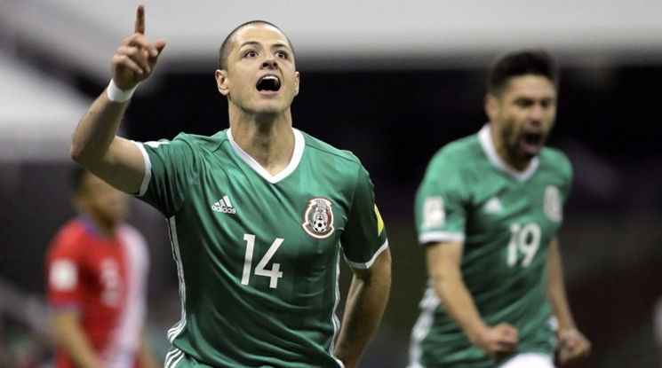 Чичарито стана голмайстор №1 на Мексико за всички времена (видео)