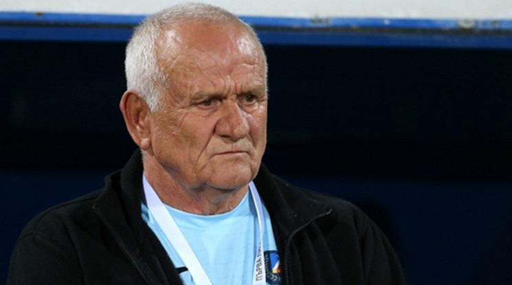 Петрович: Щета е, че Наско Сираков не е в Левски