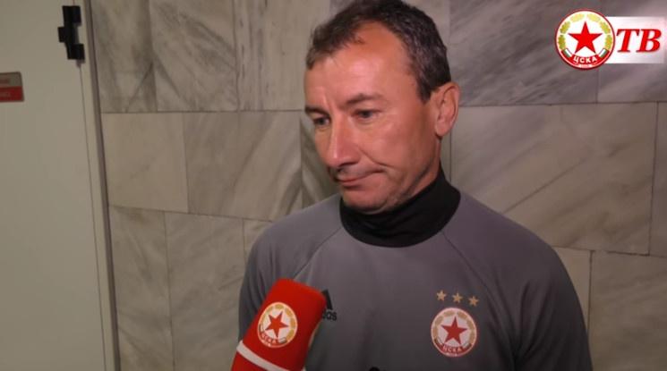 Белчев остава в ЦСКА и следващия сезон (видео)