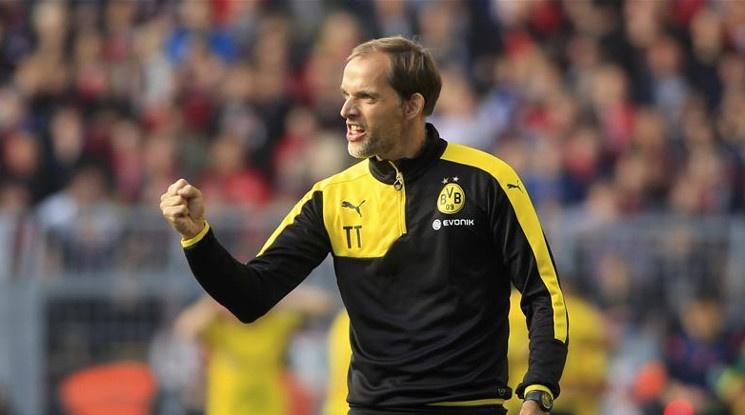 Официално: Дортмунд уволни Томас Тухел
