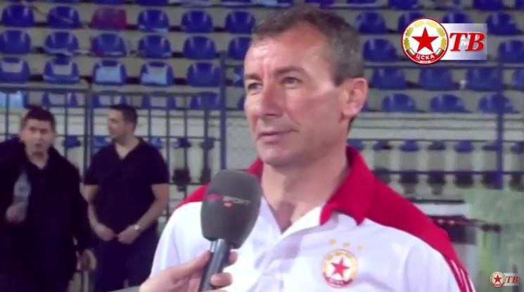 Белчев: Ще се защитим пред УЕФА (видео)