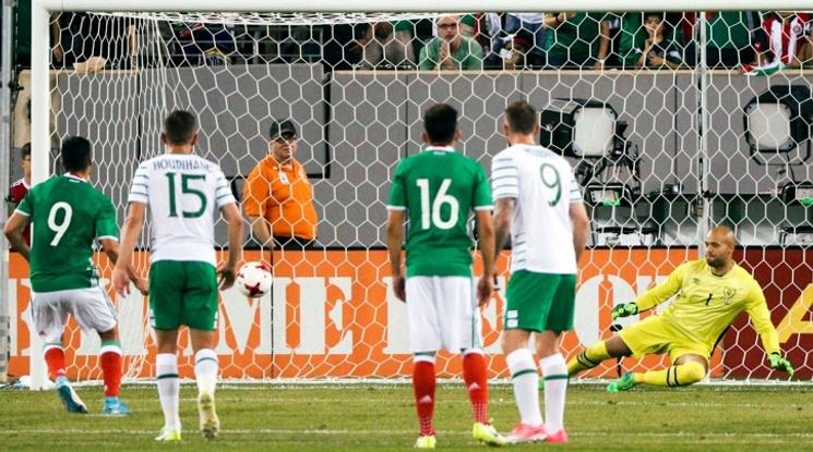 Мексико надви Ирландия с 3:1 в Щатите (видео)