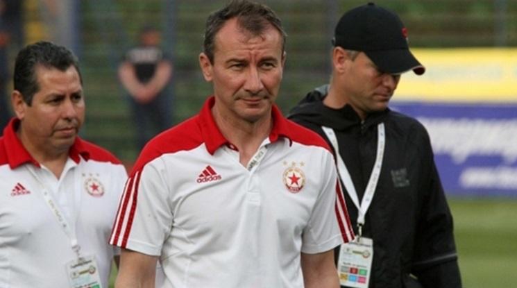 Белчев: Ще се борим за дубъл през следващия сезон