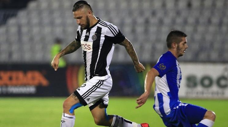 Официално: Бандаловски е футболист на Анортозис