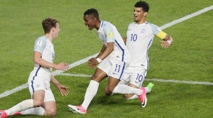 Англия спечели Световното за младежи до 20 г. (видео)