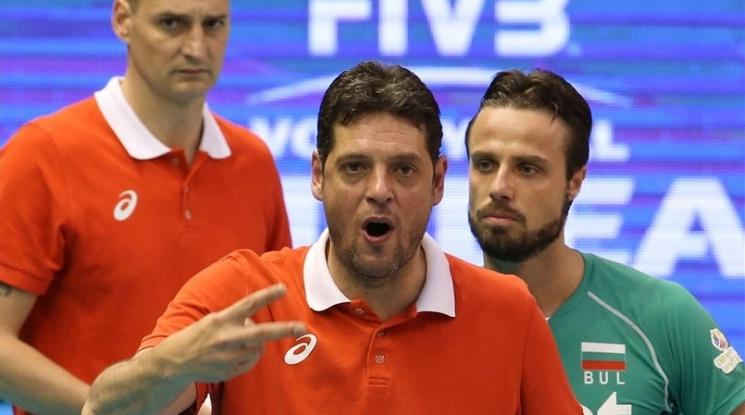 Константинов: Най-важното е, че отборът игра!