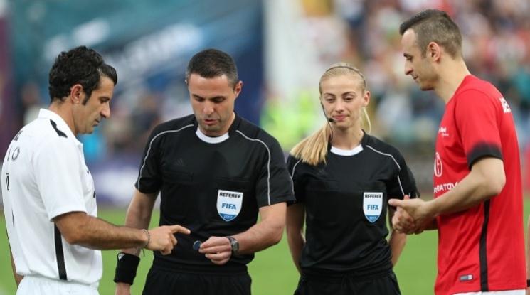 Фиго: футболът може да промени света