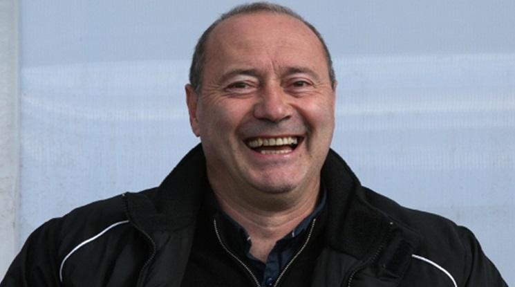 Емил Велев ще връща Локо ГО в елита