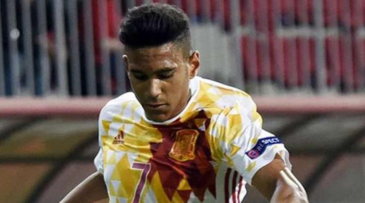 Монако се подсили с млад нападател от Барселона