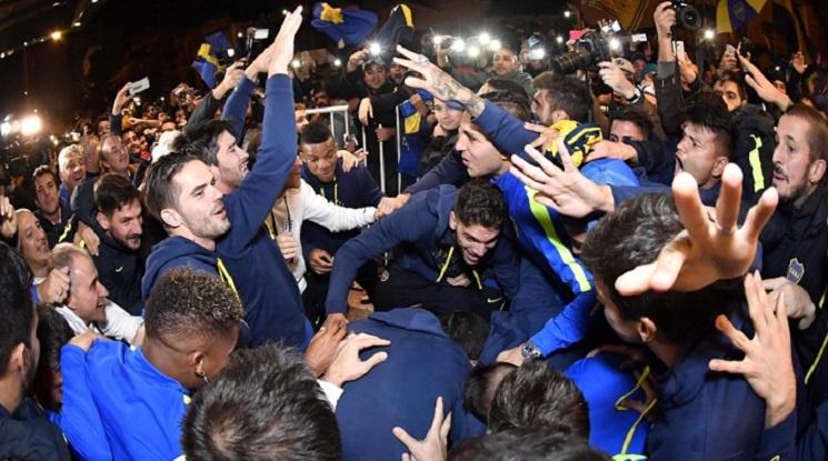 Бока Хуниорс шампион на Аржентина за 32-и път