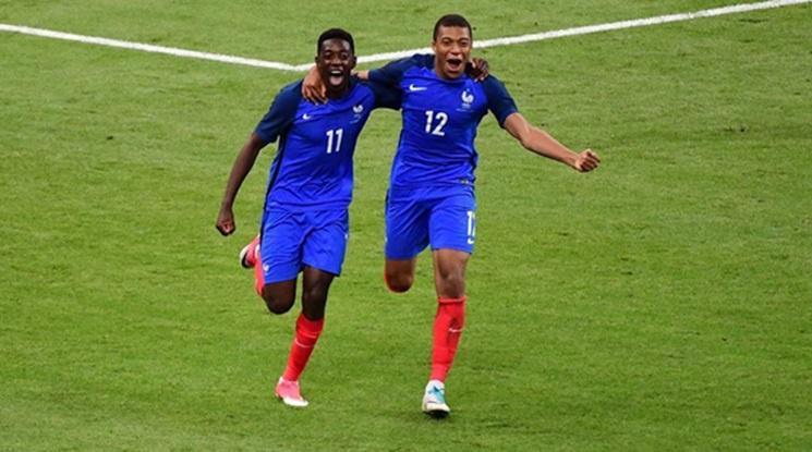 Това са 50-те най-големи млади таланти в световния футбол