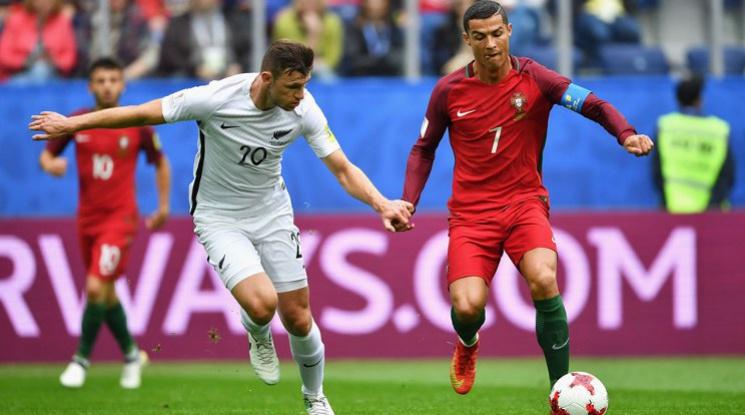 Португалия спечели групата с разгром