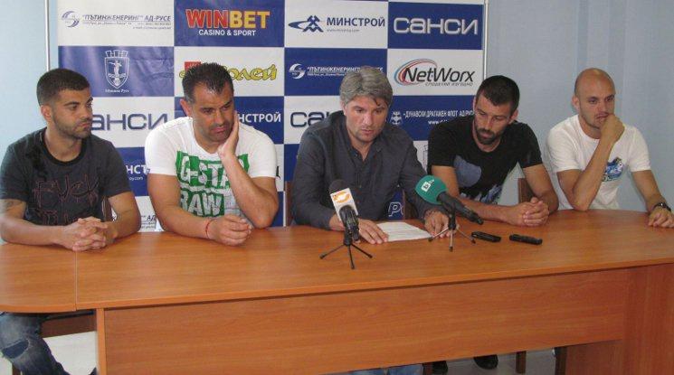 В Дунав очакват добър резултат срещу Иртиш