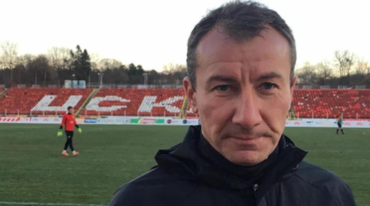 Белчев наясно с титулярния състав за старта на Първа лига
