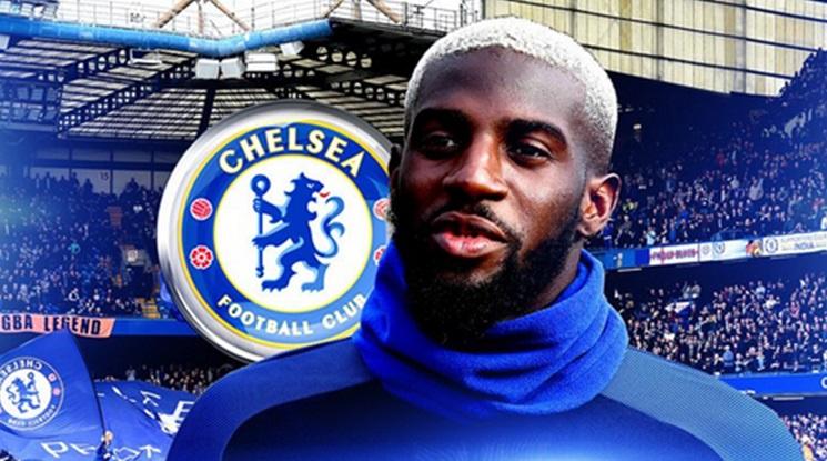 Челси взима Тиемуе Бакайоко за 40 милиона паунда
