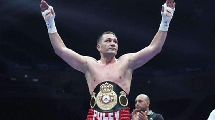 Кобрата остана трети в ранглистата на WBO