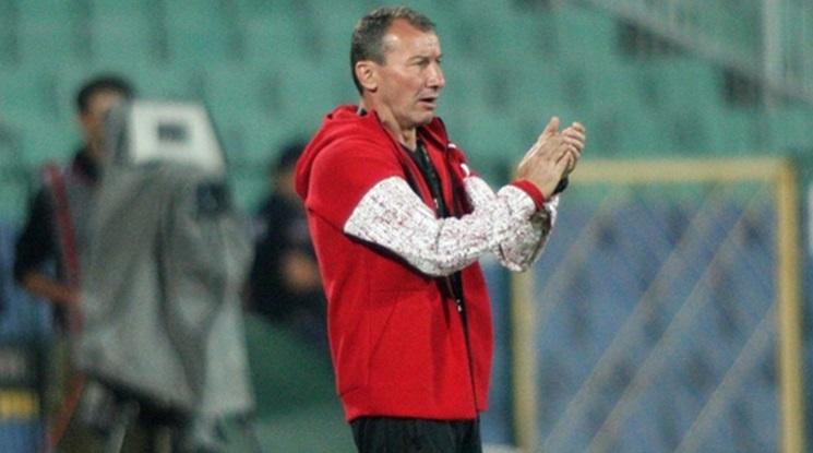 Белчев: Търсим своето лице, дано го намерим в следващите мачове