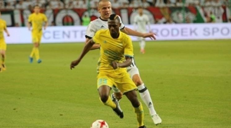 Мъри доближи Астана до ново участие в групите на Шампионската лига