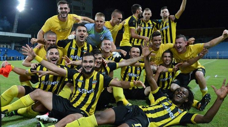 Ботев спечели Суперкупата на България (видео)