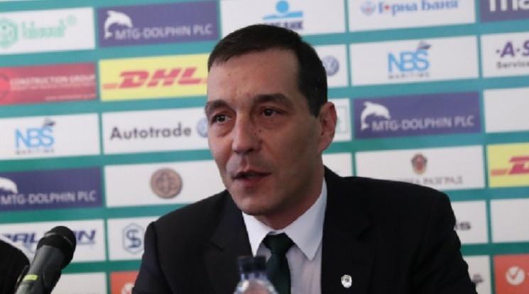 Петричев: Този трансфер е голям успех за нас
