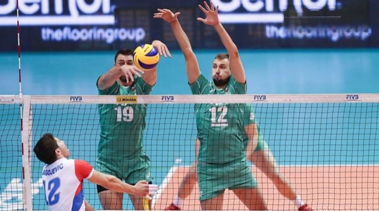 Втора победа на България срещу Белгия в контрола