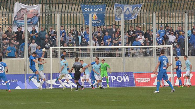 Дунав ще търси добър резултат срещу Левски