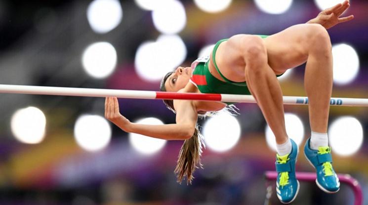 Мирела Демирева не успя да се пребори за медал на Световното в Лондон